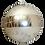Thumbnail: Lot de 6 boules de Noël