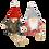 Thumbnail: Pince à linge Père Noël