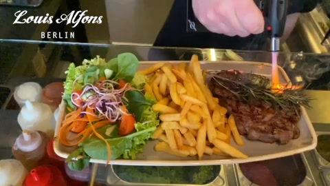 Unsere Steaks feiern Abschied