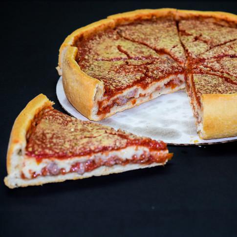 Stuffed Pizza