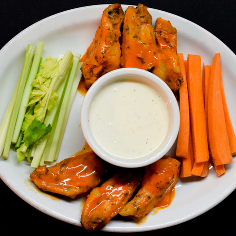 Hot Wings Appetizer