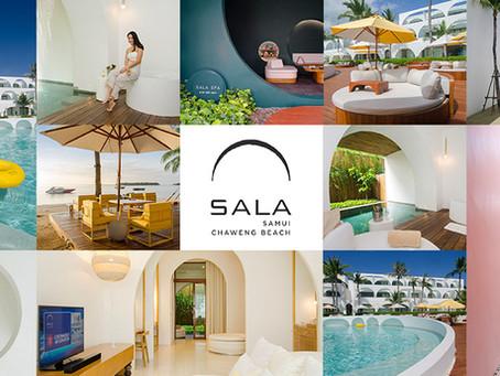 [รีวิว] SALA Samui Chaweng Beach Resort โรงแรมติดทะเลสุดอาร์ทแห่งหาดเฉวง เกาะสมุย