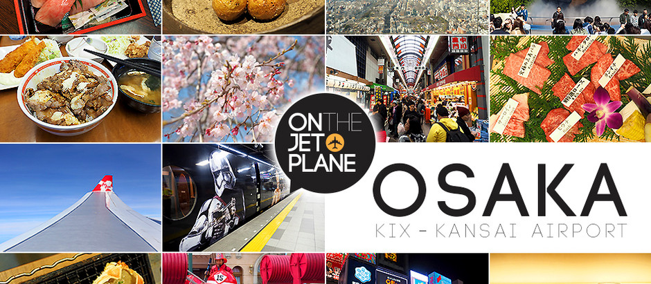 [ OSAKA ] พาเที่ยวเครื่องเล่นใหม่ใน Universal Studios Japan พร้อมตลุยกินสุดมันในโอซาก้า