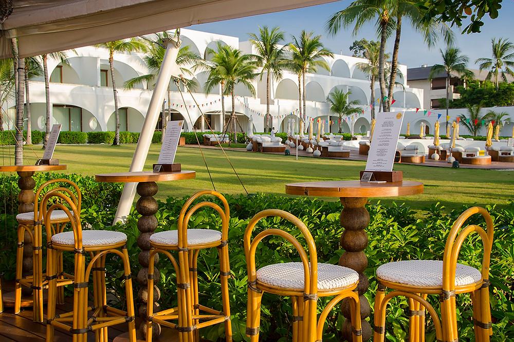 The Tent Beachfront Restaurant and Bar