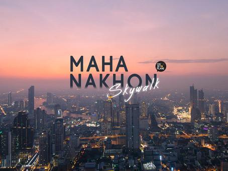 Mahanakhon Skywalk ชมวิวจากจุดที่สูงที่สุดในกรุงเทพฯ [รีวิว]