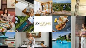 [รีวิว] SO Sofitel Hua Hin โรงแรมหรู ติดทะเล ที่โซ โซฟิเทล หัวหิน