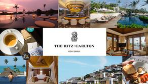 The Ritz-Carlton Koh Samui [รีวิว] โรงแรมเดอะ ริทซ์-คาร์ลตัน เกาะสมุย