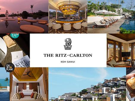 The Ritz-Carlton Koh Samui [รีวิว]