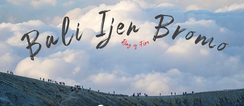 BALI - IJEN - BROMO WONDERFUL INDONESIA