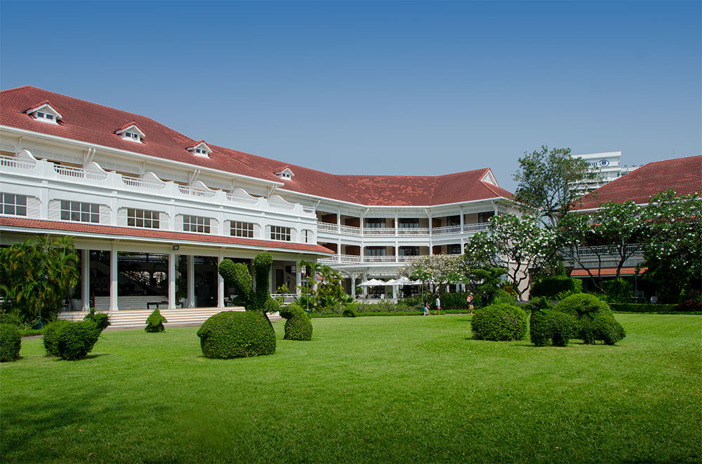 Colonial Wing