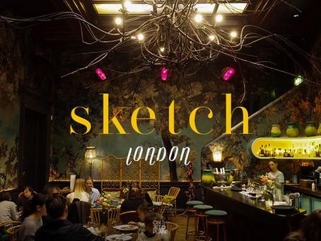 sketch - afternoon tea จิบชายามบ่ายแบบอังกฤษ กับห้องชาระดับ Michelin Star [รีวิว]
