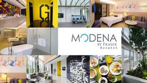 Modena by Fraser Bangkok สะดวกสบายกับโรงแรมใกล้ศูนย์การประชุมแห่งชาติสิริกิติ์ [รีวิว]