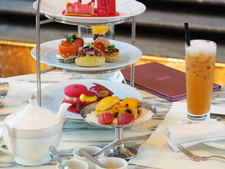 Afternoon Tea by VISA Infinite ดื่มด่ำชายามบ่ายกับบัตรวีซ่า อินฟินิท