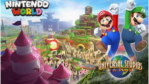 USJ เตรียมสร้างเมืองมาริโอ้ โซนเครื่องเล่นใหม่ล่าสุดในชื่อ Super Nintendo World