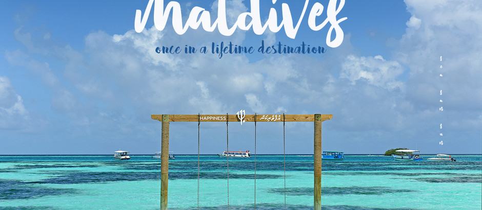 Maldives...once in a lifetime destination [รีวิว Club Med Kani]