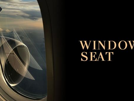 WINDOW SEAT รวมภาพการเดินทางจากหน้าต่างเครื่องบิน เพราะความสุขไม่ได้อยู่แค่เพียงที่จุดหมายปลายทาง
