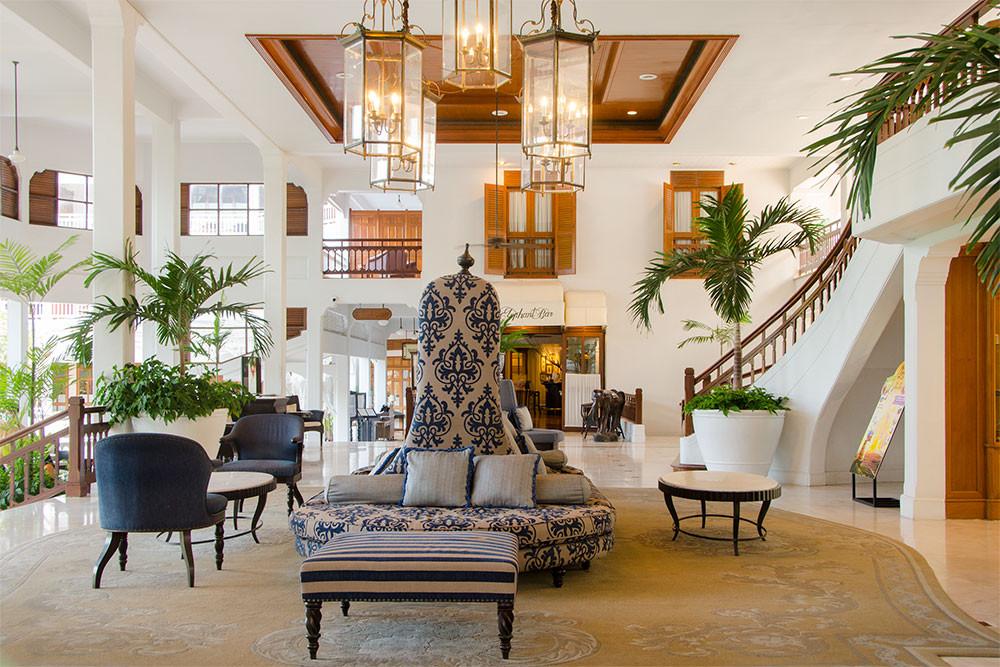 Lobby Centara Grand Beach Resort & Villas Hua Hin