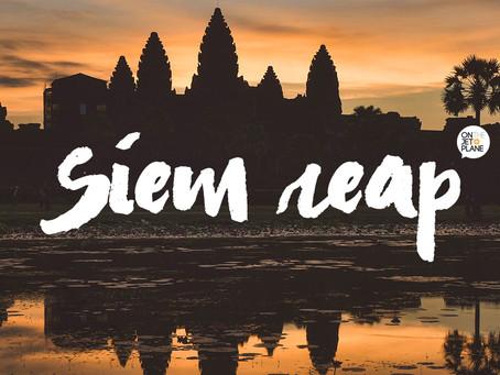 SiemReap | เสียมเรียบ...เที่ยวง่ายๆ 3D2Nก็ไปได้