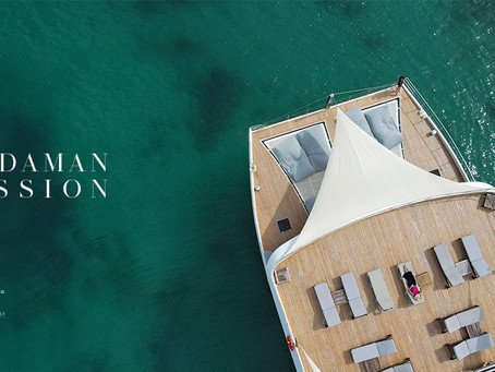 One Day Trip ล่องเรือหรูทะเลภูเก็ตกับ Andaman Passion [รีวิว]