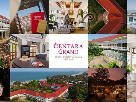 [รีวิว] Centara Grand Beach Resort & Villas Hua Hin โรงแรมเซ็นทาราแกรนด์สุดคลาสสิค ริมทะเลหัวหิน