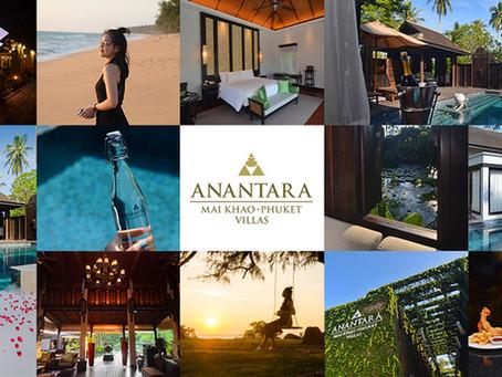 [รีวิว] Anantara Mai Khao Phuket Villas วิลล่าหรูติดทะเล ริมหาดไม้ขาว จ.ภูเก็ต จากเครืออนันตรา