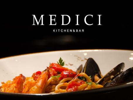 MEDICI Kitchen & Bar ห้องอาหารอิตาเลี่ยนสุดหรู จากโฮเทล มิวส์ [รีวิว]