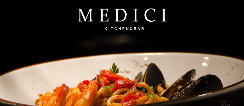 [รีวิว] MEDICI Kitchen & Bar ห้องอาหารอิตาเลี่ยนสุดหรู จากโฮเทล มิวส์