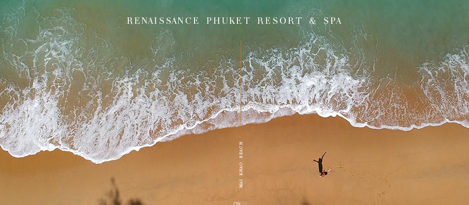 Renaissance Phuket Resort & Spa รีสอร์ทหรูแห่งหาดไม้ขาว ริมทะเลภูเก็ต [รีวิว]