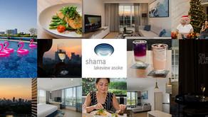 [รีวิว] Shama Lakeview Asoke Bangkok โรงแรมใจกลางอโศก ใกล้ศูนย์การประชุมแห่งชาติสิริกิต์