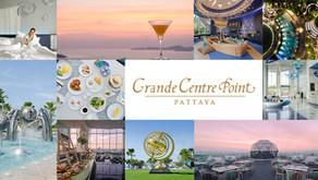 Grande Centre Point Pattaya แกรนด์ เซนเตอร์ พอยต์ พัทยา โรงแรมหรูวิวทะเลใจกลางพัทยาเหนือ [รีวิว]
