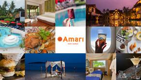 ร้อนนักต้องพักร้อนที่อมารี เกาะสมุยAmari Koh Samui | Luxury Resort บนหาดเฉวง [รีวิว]