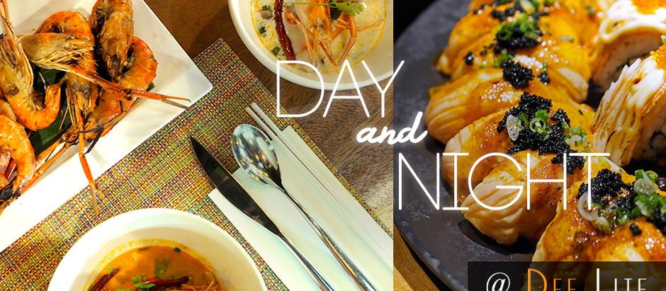 Day & Night @ Dee Lite Restaurant