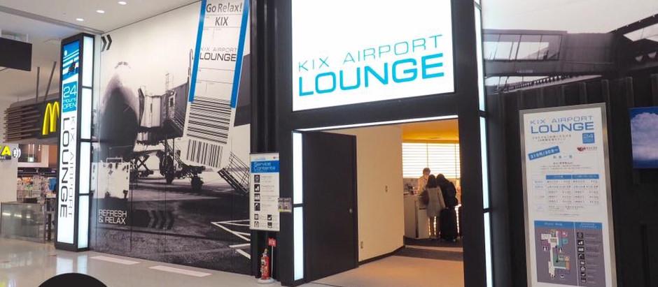 KIX Lounge ห้องอาบน้ำ + ที่งีบ ในสนามบินโอซาก้า คันไซ