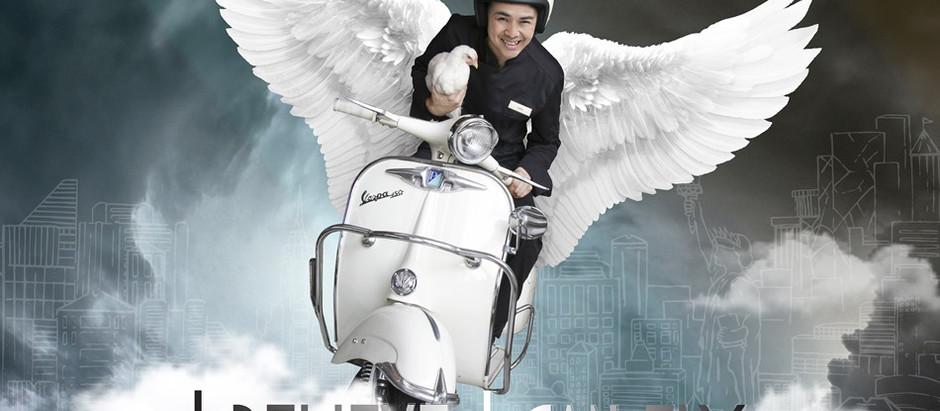 I Believe I Can Fly เมนูอาหารใหม่ล่าสุดที่ชวนคุณไปลิ้มลองจาก Hilton Sukhumvit Bangkok