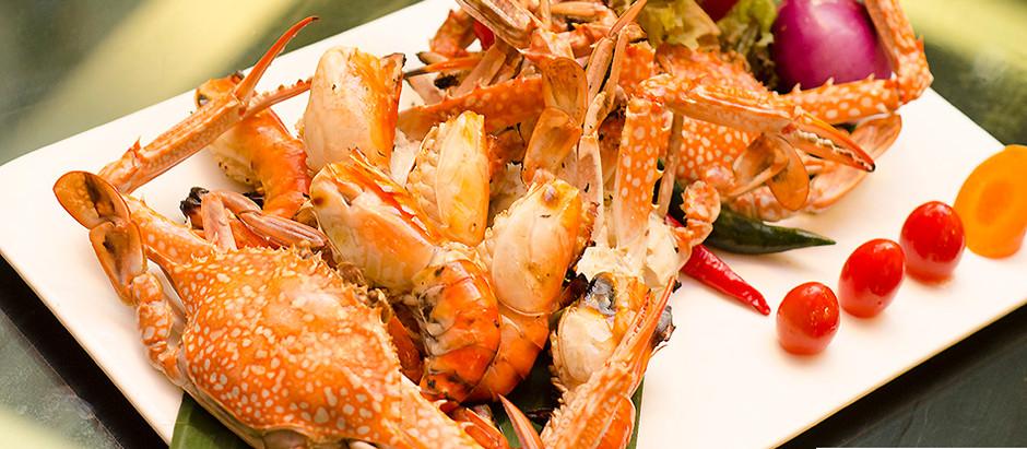 Craving for Crab @ Pullman Bangkok Grande Sukhumvit