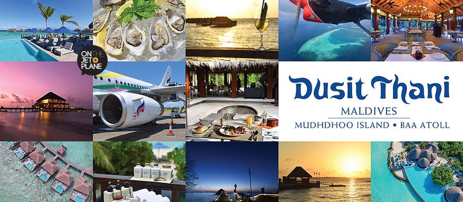 Dusit Thani Maldives ดุสิตธานีมัลดีฟส์กับความประทับใจในแบบไทย [รีวิว]