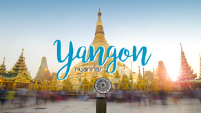 Yangon | มิงกะลาบา...เมื่อฉันมาย่างกุ้ง