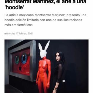 El Arte a una Hoodie