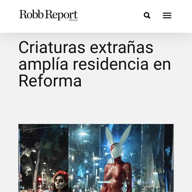 Rapport Robb
