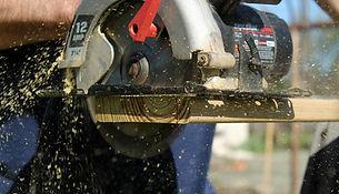 Cutting Plywood Panels