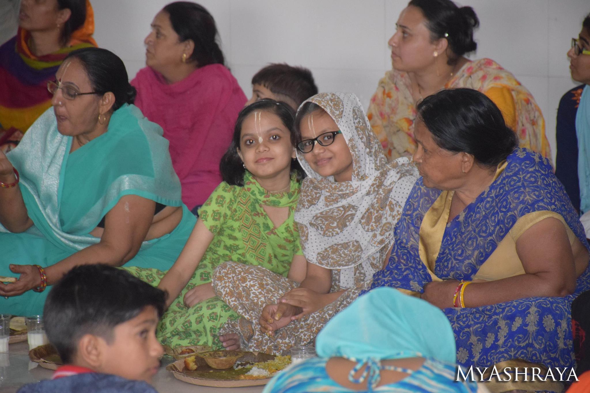 Budding Devotees