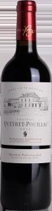 """""""Château Queyret-Pouillac Réserve Particulière Bordeaux Supérieur"""" вино"""