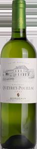 """""""Château Queyret-Pouillac Entre-Deux-Mers AC"""" вино"""