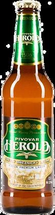 "Пиво ""Herold"" Светлый лагер"