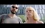 Jeremy ELH sur le tournage d'une publicité Crédit mutuel en caméra presque cachée