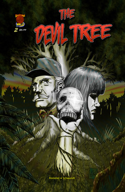 The Devil Tree_issue_2_Cover