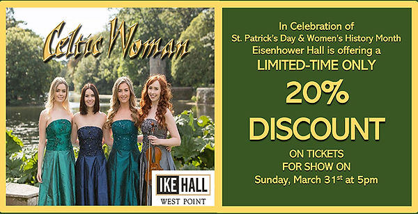 Celtic Woman 20 off discount flyer_sm.jp