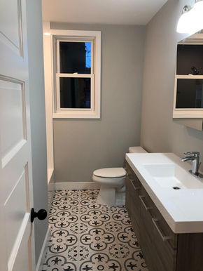 2nd Shared Bathroom