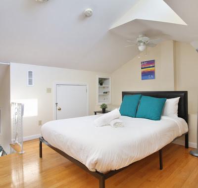 Upper Loft Bedroom