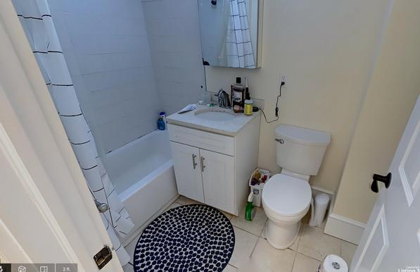 Bathroom 3 Upstairs